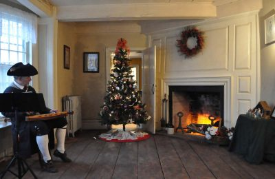 Holiday at the Abraham Staats House (FREE) @ The Abraham Staats House