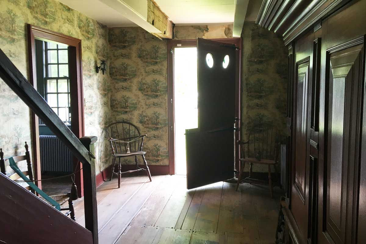 Attend our Open House at The Abraham Staats House