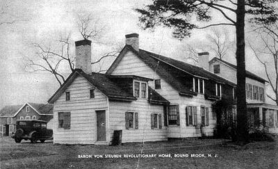 New Jersey Paranormal Investigators - Fundraiser for the Abraham Staats House @ The Abraham Staats House
