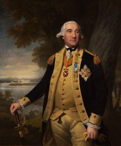 Friedrich Wilhelm August Heinrich Ferdinand Steuben / General von Steuben