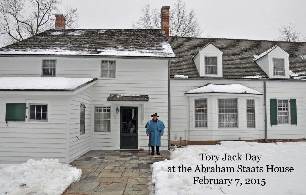 Tory Jack Day 2015