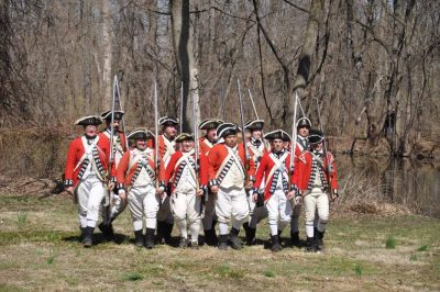 Battle of Bound Brook: Living History Weekend @ The Abraham Staats House
