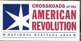 Crossroads of the American Revolution - National Heritage Area - logo